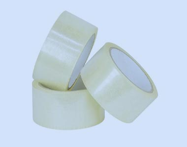 Three Clear Tapes for packaging
